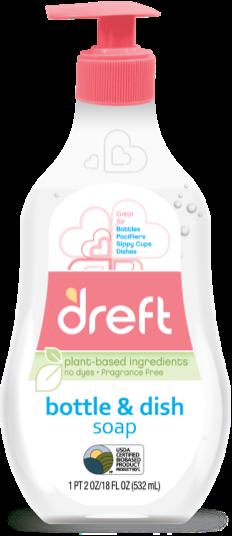 Bottle & Dish Soap