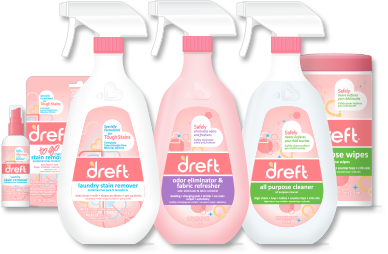 Dreft Product Family