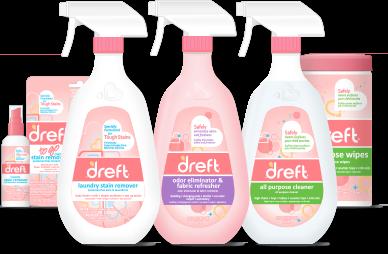 Dreft Product Family